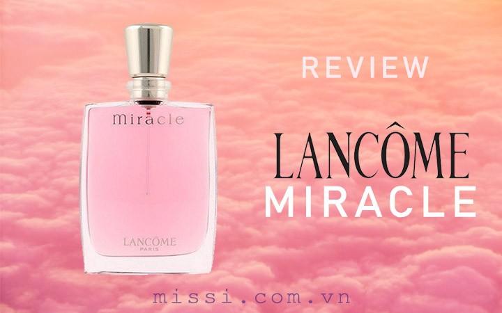 Ảnh đại diện Review Lancome Miracle