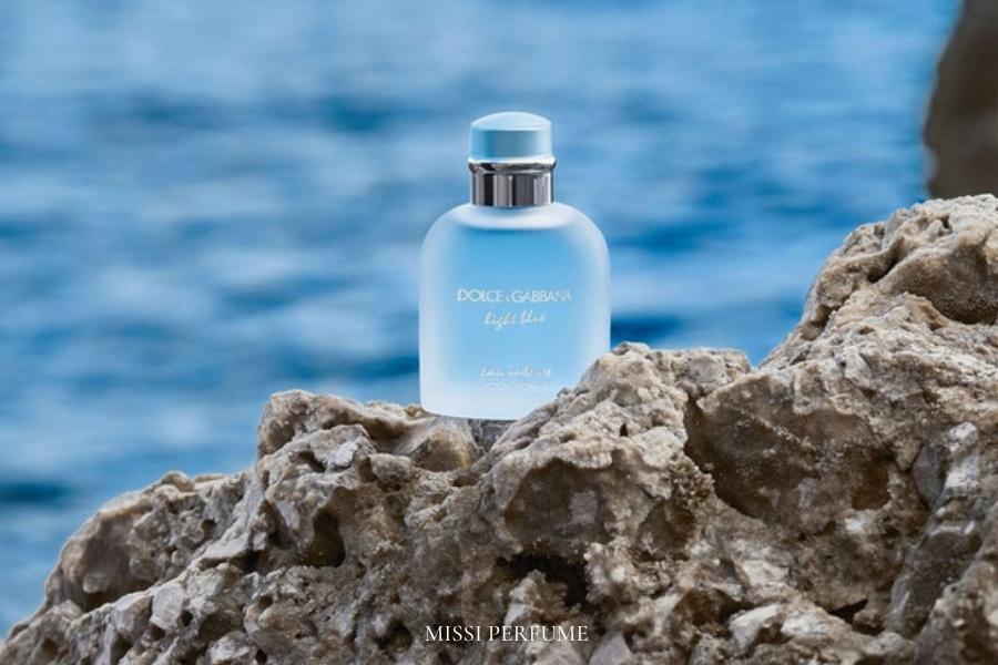 D&G Light Blue Eau Intense - Nước hoa mùa hè cho nam
