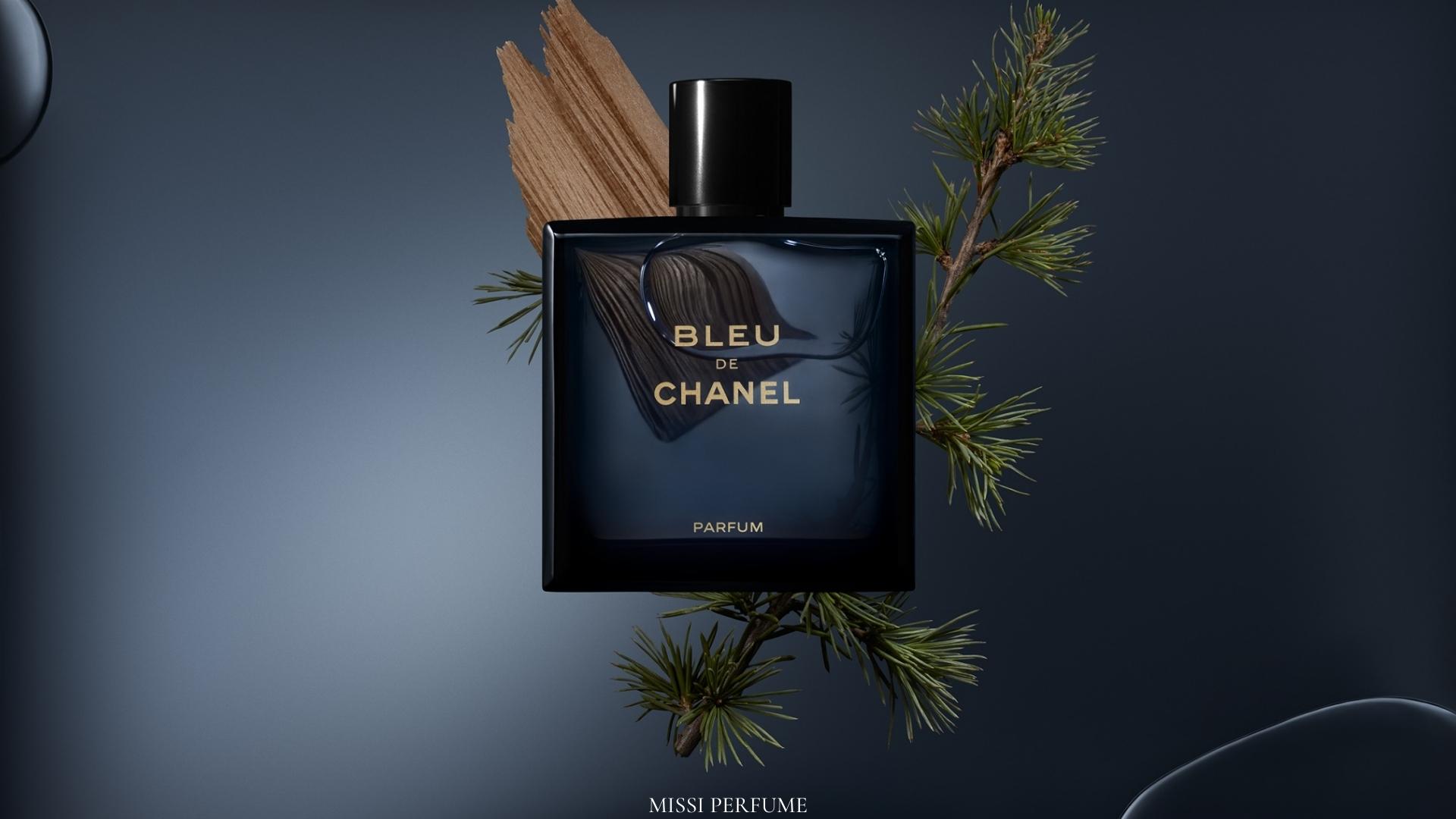 Bleu De Chanel Parfum - Nước hoa mùa đông cho nam