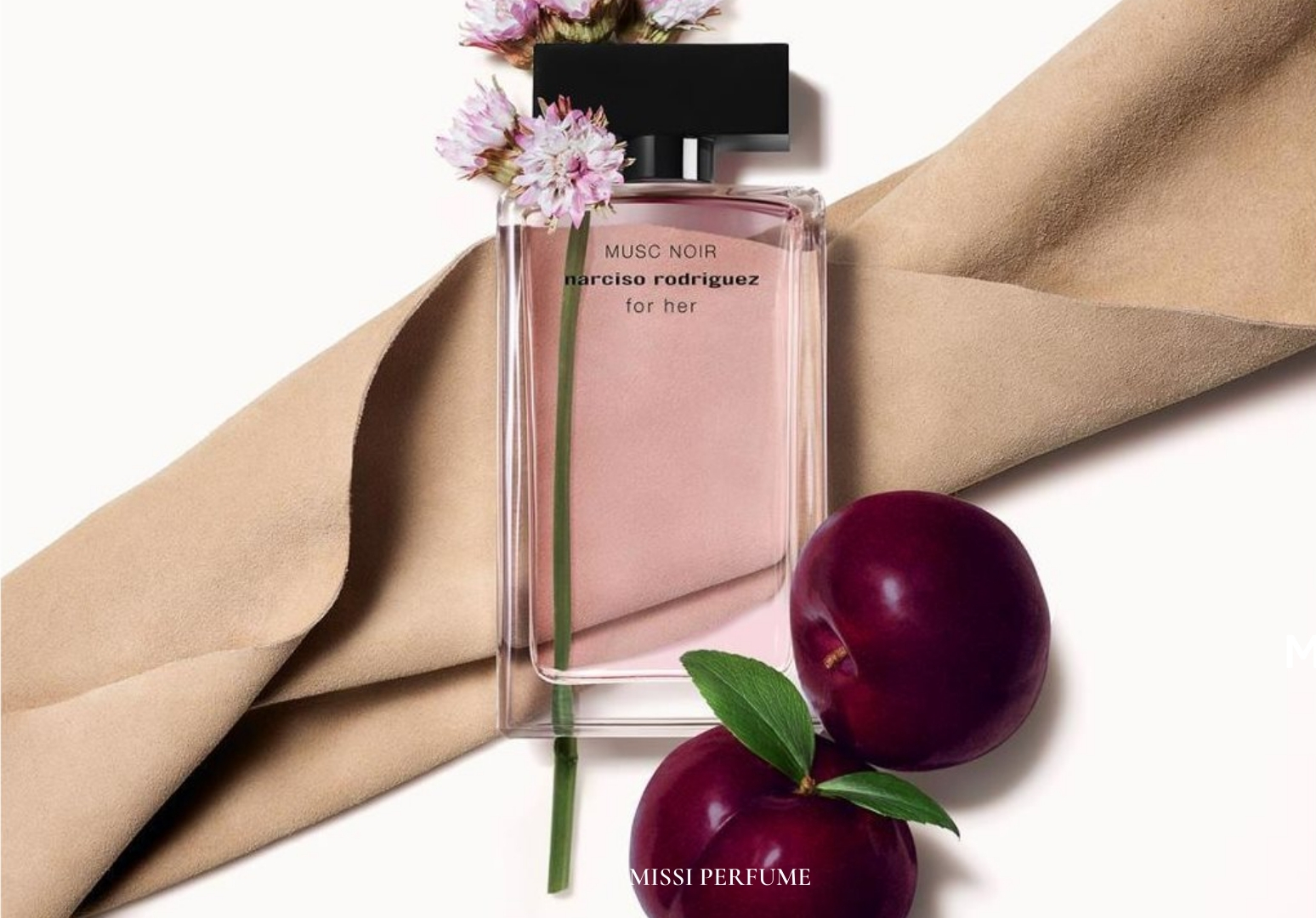 Narciso Musc Noir For Her EDP | Missi Perfume