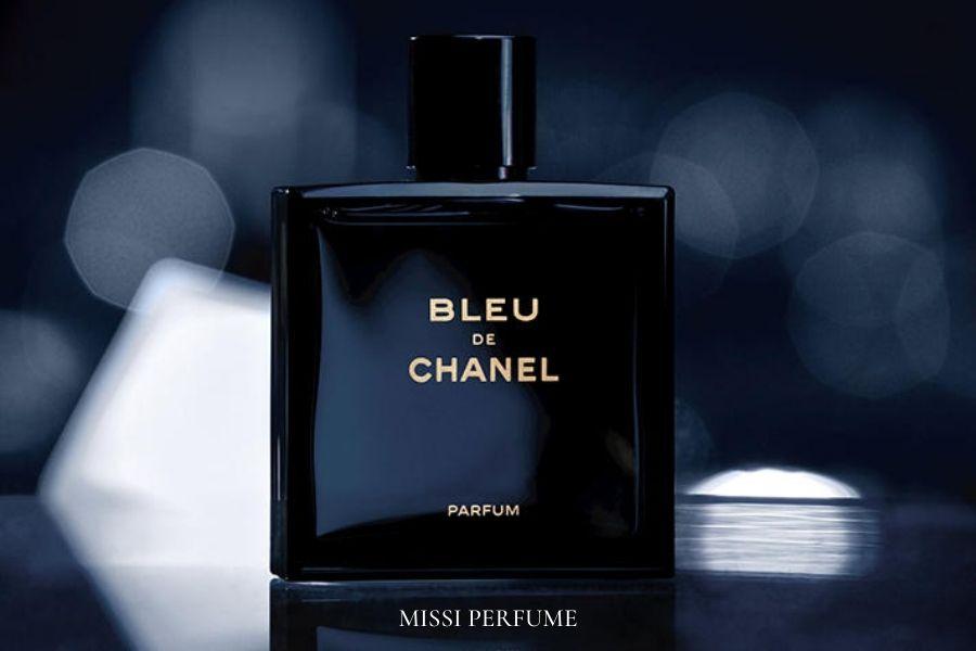 Bleu de Chanel Parfum   Missi Perfume