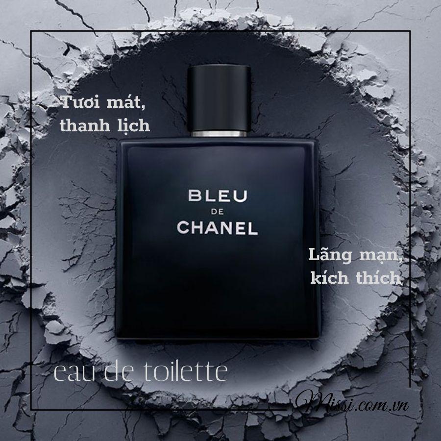 Bleu de Chanel EDT   Missi Perfume